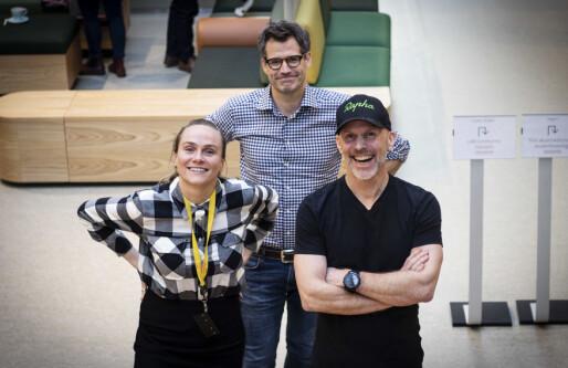 StartupLab lander kjempeavtale med DNB, og vil ha flere utenlandske gründere til Norge