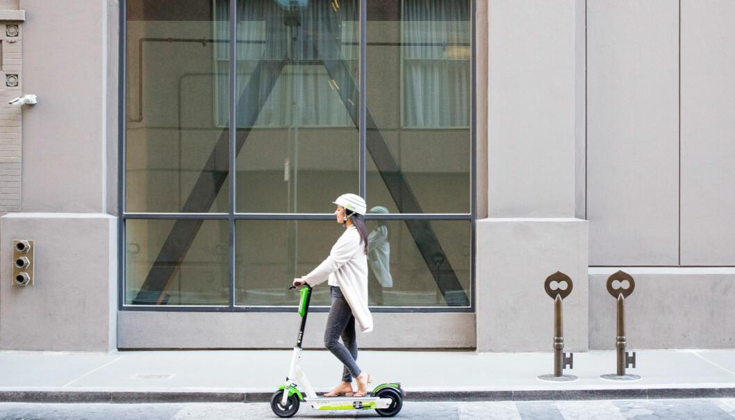 Med ukesabonnement på el-sparkesykler, håper Lime å gjøre kundene mer trofaste.