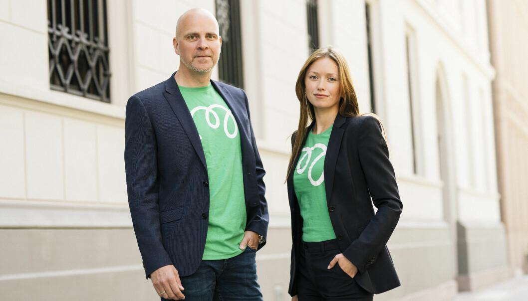 Monner – her representert ved kommersiell leder Marius Dybdahl og markedssjef Marie Moxnes Harfjeld – tilbyr finansielle tjenester, teknologi, markedsføring og kompetanse, tilpasset selskaper som skal vokse. Siden oppstart i 2018 har selskapet formidlet mer enn kr 137 mill. til små og mellomstore bedrifter.