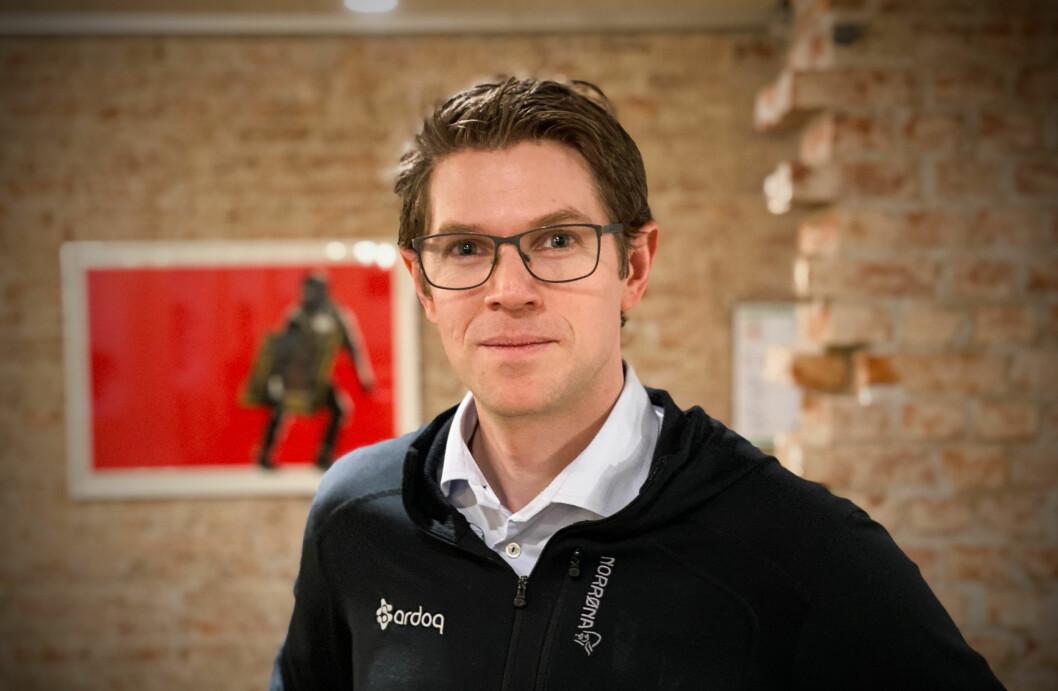 Magnus Valmot i Ardoq.