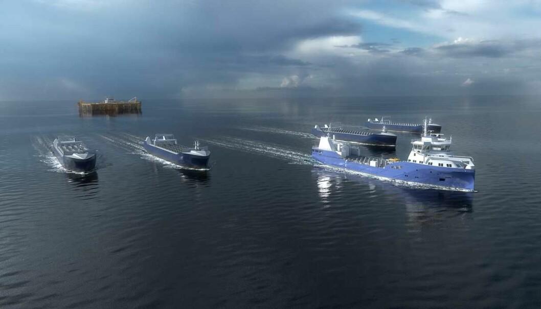 EU støtter forskning på selvkjørende skip med nesten 200 millioner kroner.