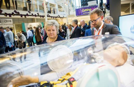 De lager bårene som kan beskytte helsepersonell mot Corona-viruset: Nå strømmer henvendelsene inn