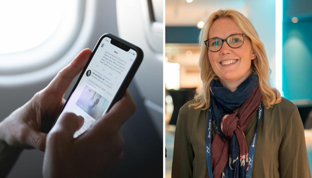 Tove Engebø-Skas i Accenture mener det er paradoksalt at nordmenn verdsetter den personlige servicen som datainnsamlingen kan gi, mens vi er mindre glad i den prosessen som danner grunnlaget for denne servicen.