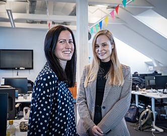 London calling: inzpire.me-Marie har lagt gullplanen. «Grenser for hvor mye mer vi kan vokse i Norge»