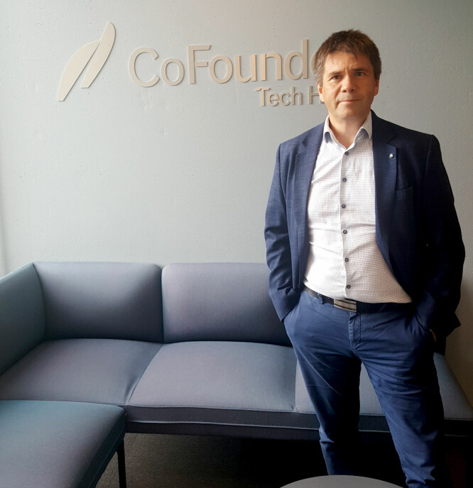 Styreleder i CoFounder, Jan Biti.