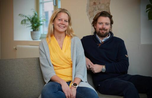 Hun forlater Vipps for å få nye selskaper til å blomstre: Først ut er en sparerobot
