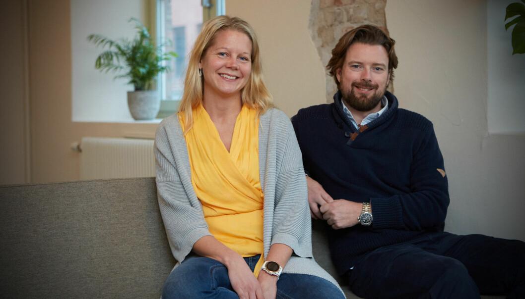 Emma Tryti går fra lederjobben i Vipps til å bli arbeidende styreleder hos Joar Hagatun i Kron.