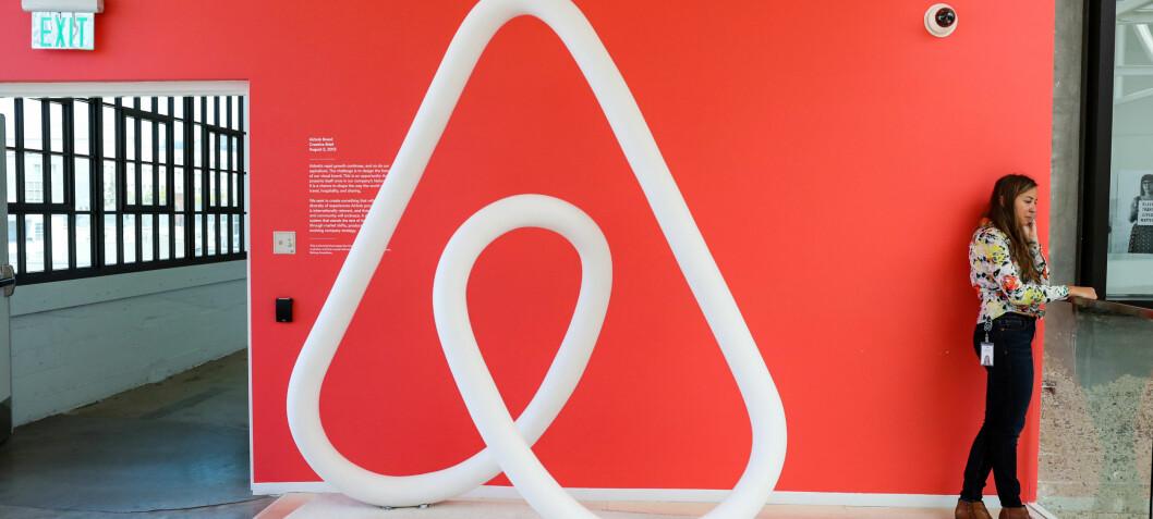 Bestillingene på Airbnb skyter fart igjen
