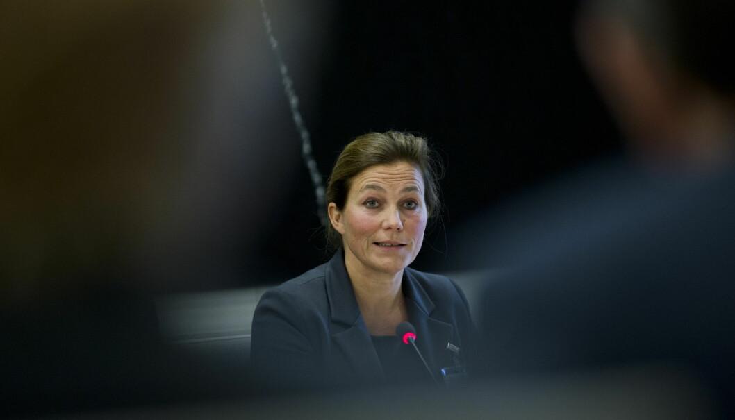 Sintef-sjef Alexandra Bech Gjørv skal lede ny ekspertgruppe for datadeling i næringslivet