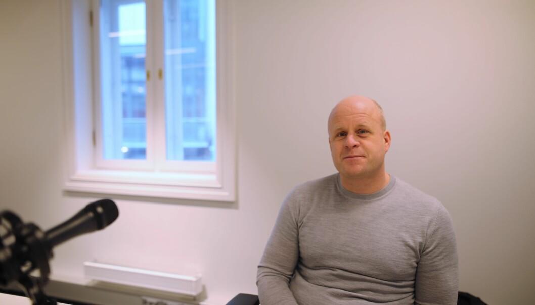 Professor Anders Dysvik ved BI, er ekspert på organisasjonell atferd.