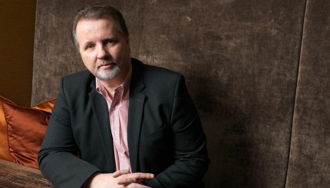 Avtroppende CEO i Lavo.tv, Bernhard Steen.