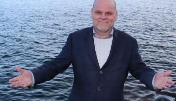 Solenergiklyngen har vært viktig støttespiller for Ocean Sun, forteller Børge Bjørneklett.