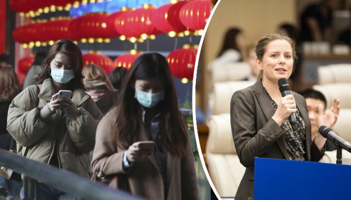 Slik kan coronaviruset endre den kinesiske tech-sektoren