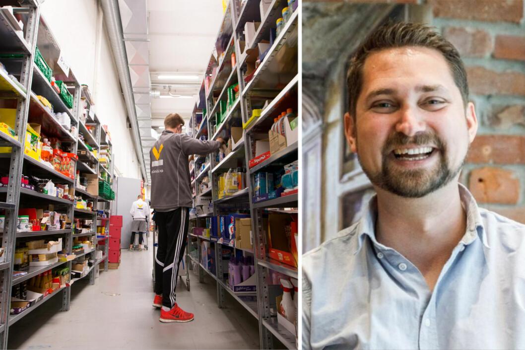 Kolonial-gründer Karl Munthe-Kaas freder ingen når selskapet nå jakter nye varegrupper.