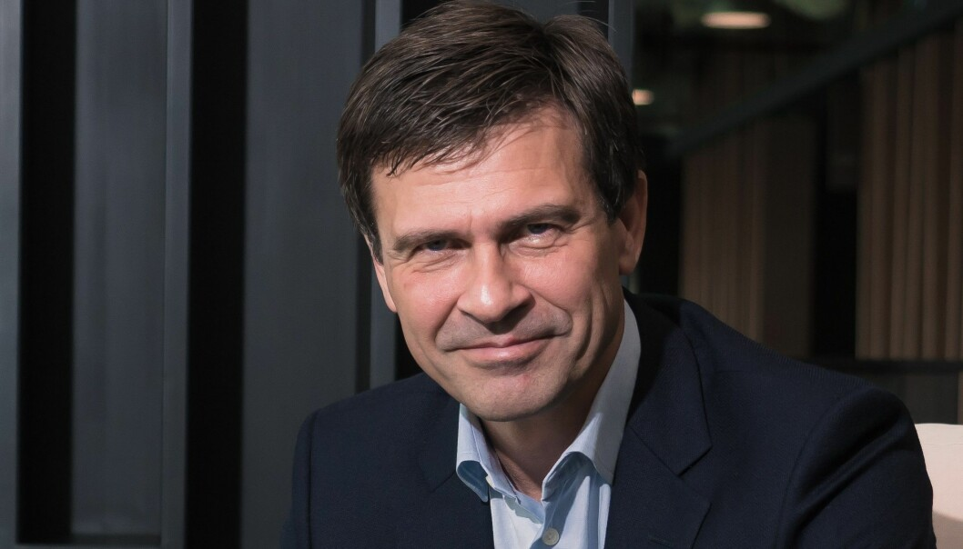 Ny administrerende direktør i Lendo Ground, Roar Bjærum