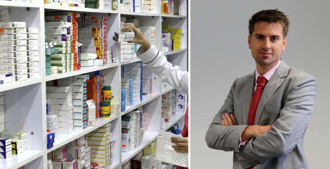 Farmasiet satser tungt på at folk vil droppe turen til apoteke.