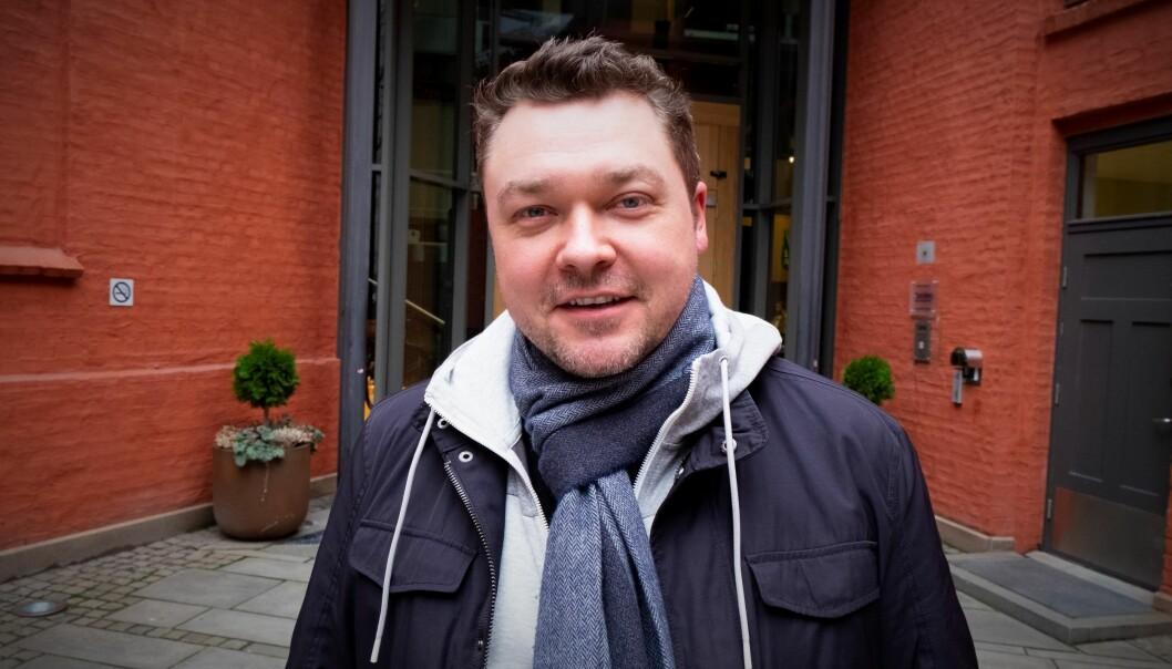 Gründer Christian A. Strømmen i Vuu er klar for å utfordre verdens strømmegiganter.