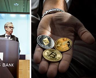 Svenskene tester krypto-kroner, men i Norge er vi «ikke i nærheten»