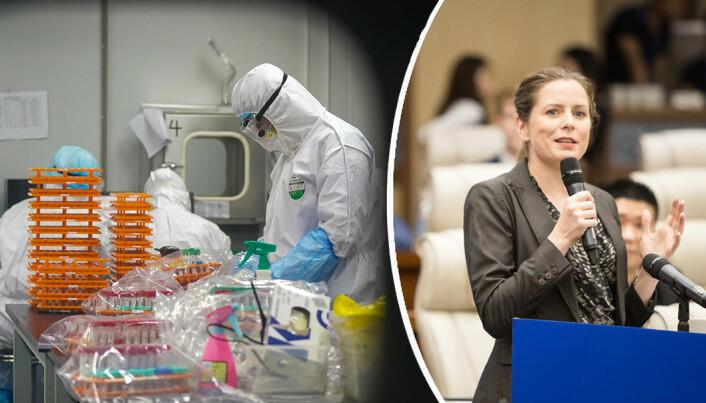 Dette kan Norge lære av hvordan kineserne bruker ny teknologi i kampen mot coronaviruset