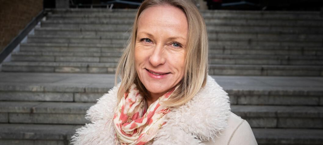 Sbanken-leder hopper av: Tar med «vinneroppskrift» til tech-startup