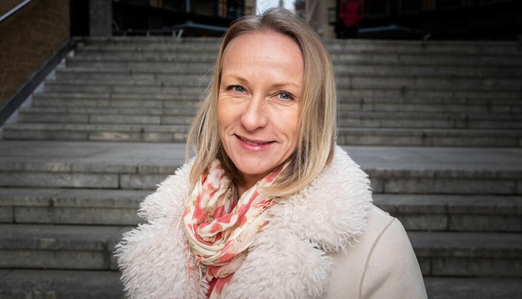 Stine Fiksdal, tidligere leder for kundeområdet i Sbanken, har begynt å jobbe i startupen Lifeplanner.