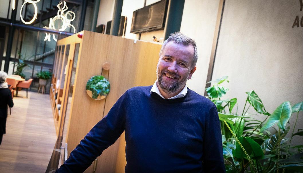 Venture Director i DNV GL, Kaare Helle.