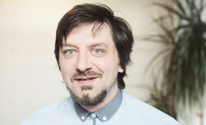 Utvikler Vladimir Janjusevic forklarer hvordan prisen påvirker det ferdige resultatet.