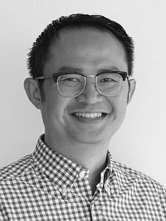 Dennis Gan forsker på samarbeid mellom startups og corporates.