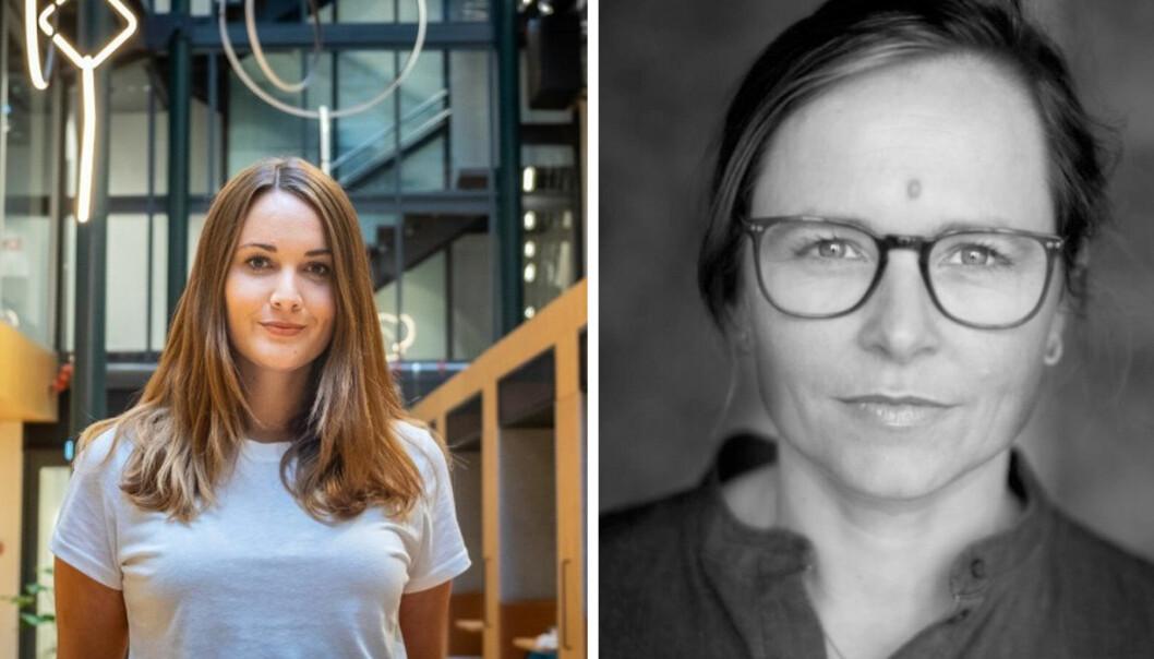 Stine Therese Andreassen i WA.Works og Anette Mellbye I Boston Consulting Group er blant navnene på årets liste.