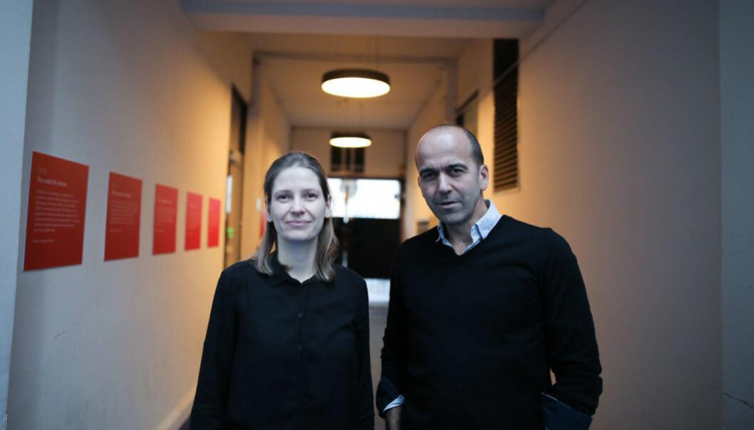 Lars Eirik Ulseth er daglig leder i Tag Arkitekter og styreleder i Parallelo. Kitty Colbjørnsen Aarseth er daglig leder i Parallelo.