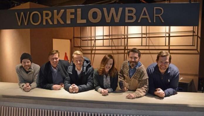 FLOW coworking huser nordnorske startups i Tromsø