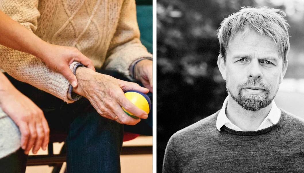 Anders Waage Nilsen har på få dager startet prosjektet Wemunity