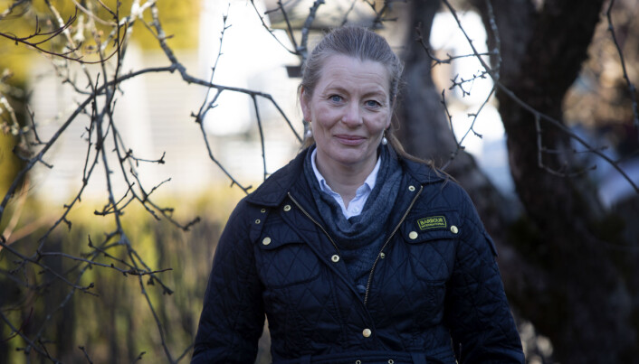 Kathrine Myhre i Norway Health Tech.