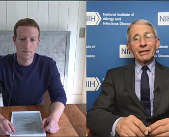 Facebook-sjefen med ReMarkable i beste sendetid