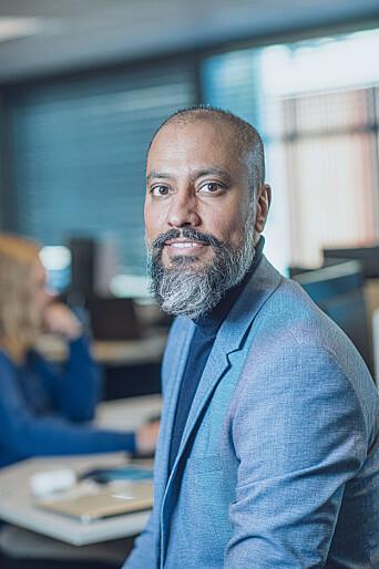 CEO Satvir Singh Parmar i Vicotee.