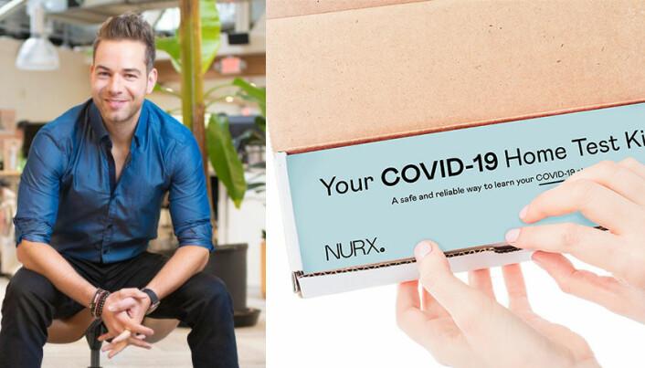 Norsk gründer lanserte hjemmetest for coronaviruset: Kapasiteten sprengt