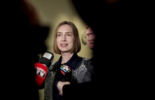 Næringsministeren møtte vekstbedriftene: Opsjoner øverst på agendaen