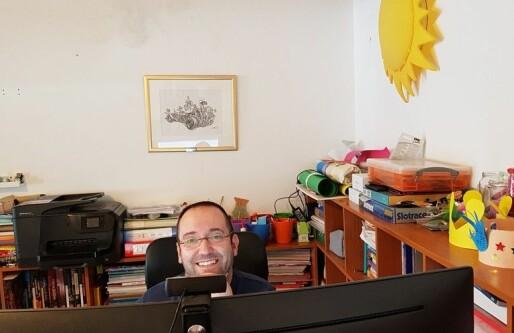 Fra hjemmekontor i Portugal, ville André hindre kaos og panikk i Østre Toten: Fant løsningen hos norske startups - i rekordfart
