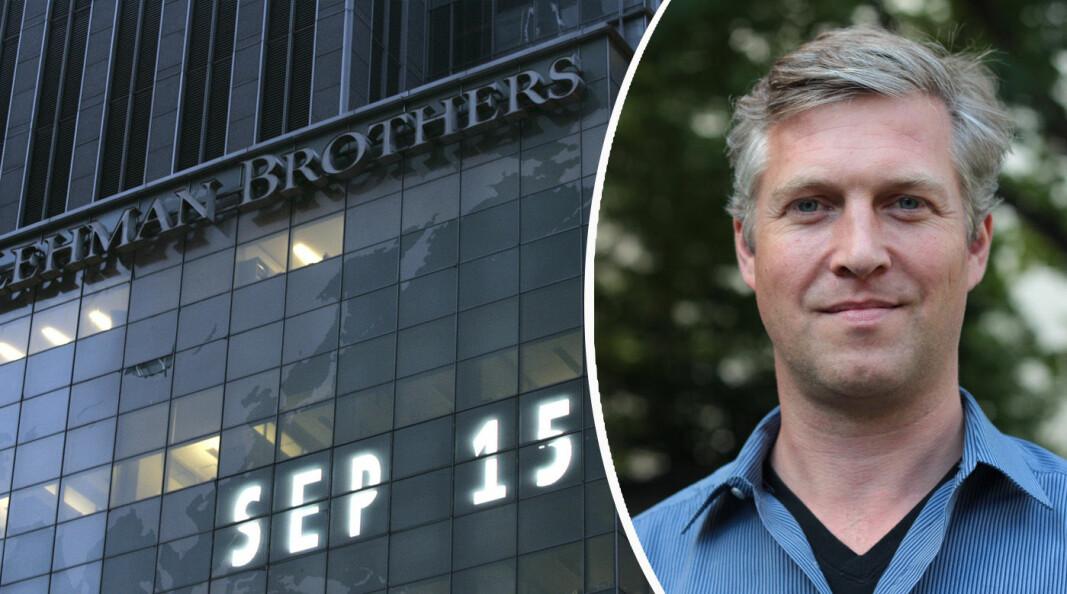 Espen Askvik mener koronakrisen kan bli verre for norske startups enn finanskrisen var.