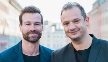 Gründerne av Fundedbyme, Arno Smit og Daniel Daboczy