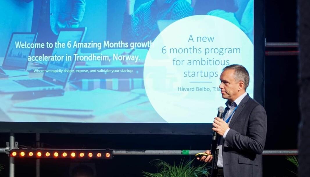 Styreleder i 6AM, Håvard Belbo måtte utsette akselleratoren, og vil heller hjelpe startups i krise