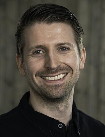 Haakon Jensen i Spleis.