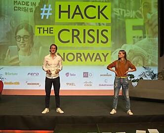 EU hiver seg på hackathon-trenden: Får norsk bistand
