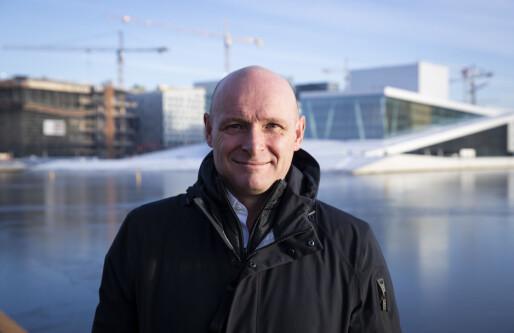 Geir Førre og Shifter går sammen for å hjelpe gründere: Entrepedia skal bli oppstartsselskapenes nye verktøykasse