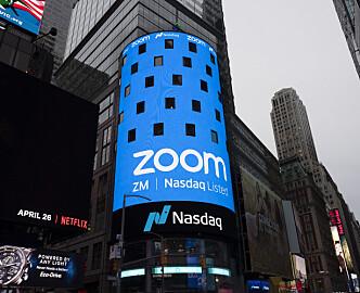 Zoom vil kun la betalende kunder ha krypterte samtaler