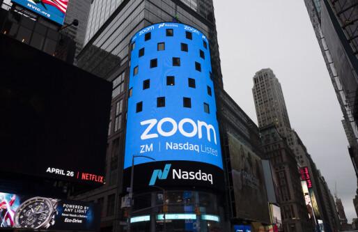 FBI advarer mot Zoom etter kapring av digitalt klasserom