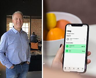 Hastelanserte ny app for pasienter i risikogrupper: Følges opp hjemme