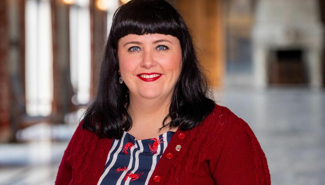Victoria Marie Evensen er næringsbyråd i Oslo Kommune