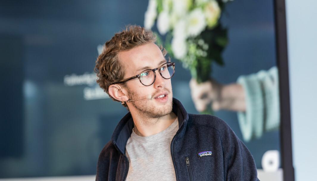 Martin Schütt, partner og medgründer i Askeladden & Co.