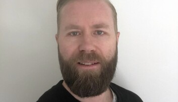 Fredrik Green, daglig leder i 24Nettbutikk